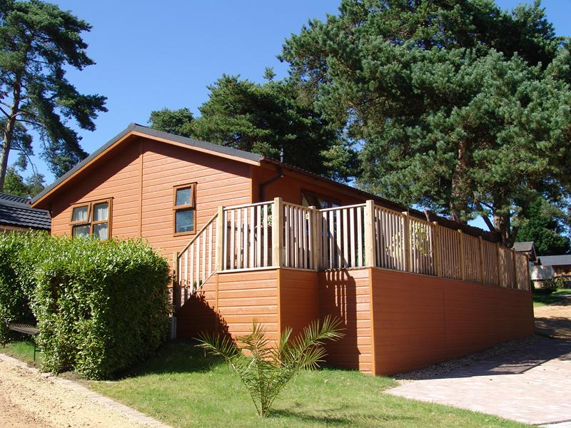 Tall Trees Park Homes Lodges Gallery