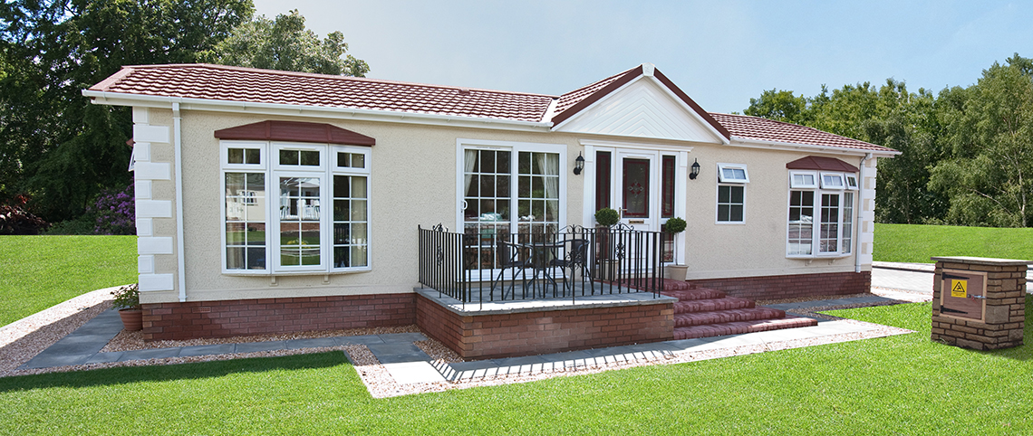 Chatsworth Gold Residential Park Home