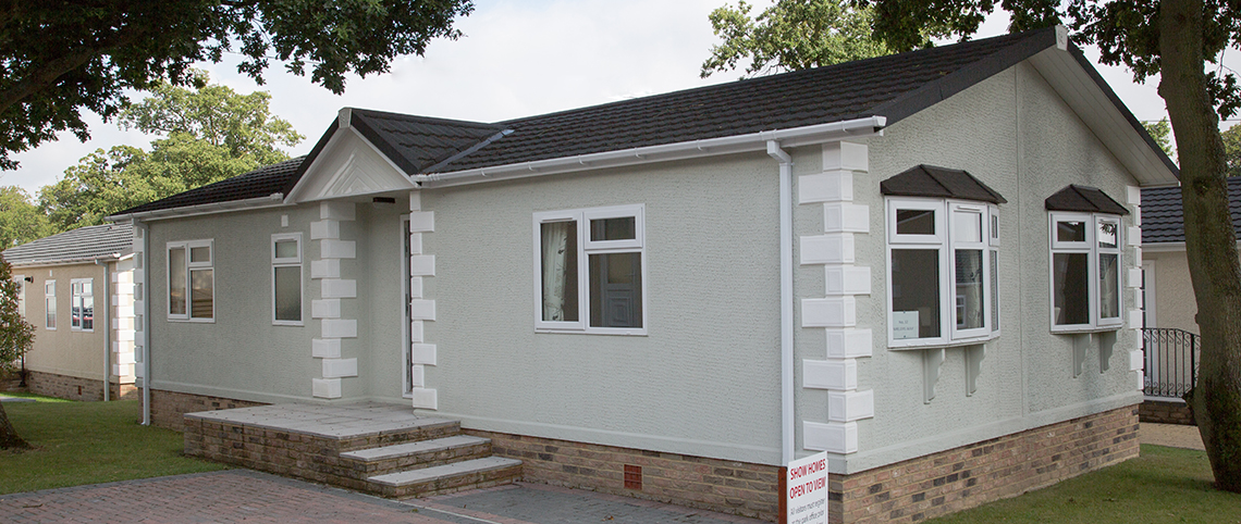Tredegar Contemporary Residential Park Home