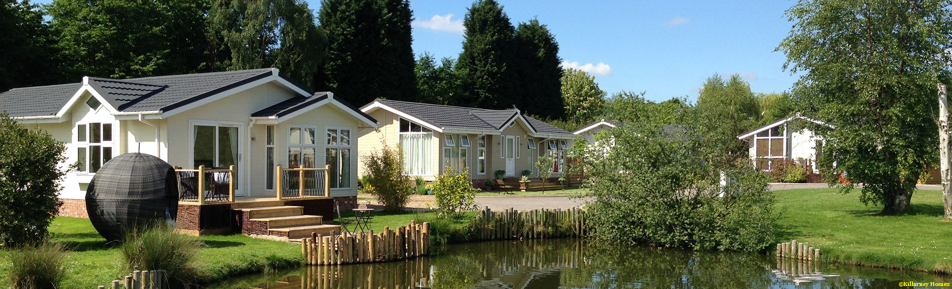 Residential Park Homes Luxury Holiday Lodge Manufacturer