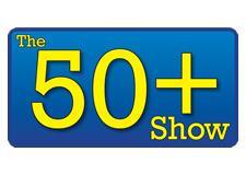 50+ show logo