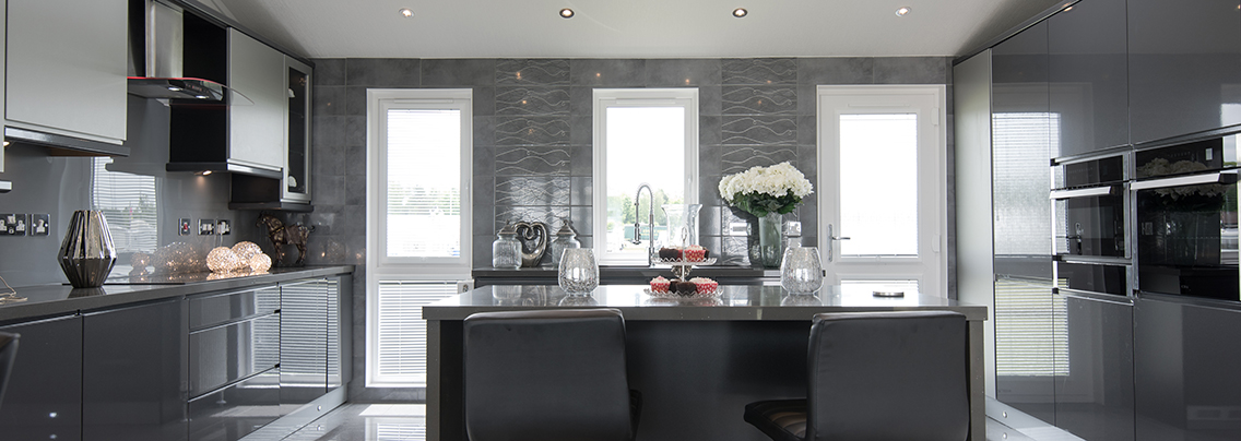 Modern Kensington kitchen