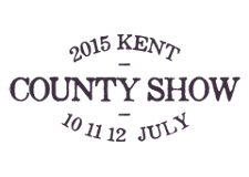 Kent County Show 2015 Logo