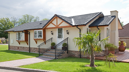 Cardigan Cottage Residential Park Home