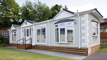 Chatsworth Crystal Single Residential Park Home
