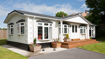 Chatsworth Crystal Twin Residential Park Home