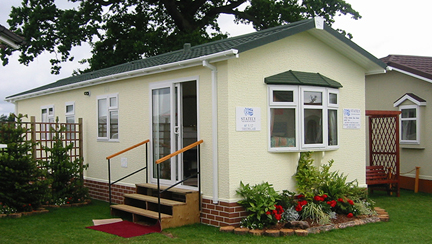 Tredegar Single Residential Park Home